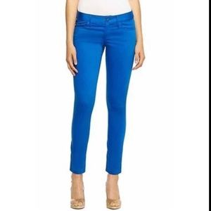 Lilly Pulitzer Blue Worth Skinny Jean Pants Size 4